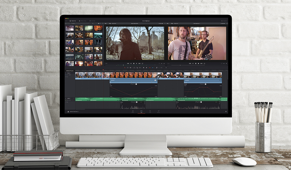 Easier Interview Editing With DaVinci Resolve's Smooth Cut Transition