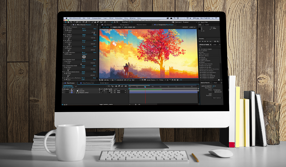 9 Free After Effects Templates Featured Image