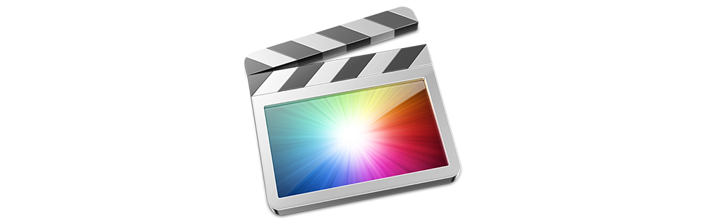 Professional Video Editing Tips and Techniques: Final Cut Pro Logo