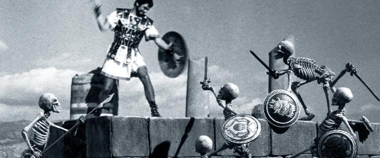 VFX: Jason and the Argonauts, 1963