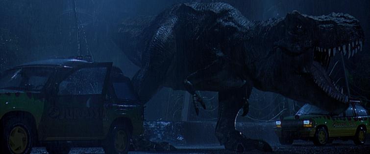 VFX: Jurassic Park, 1993