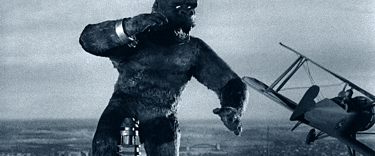 VFX: King Kong 1933