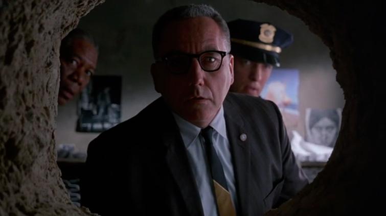 Medium Shot: Shawshank Redemption