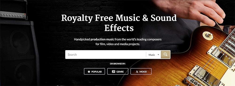 Royalty Free Music by PremiumBeat