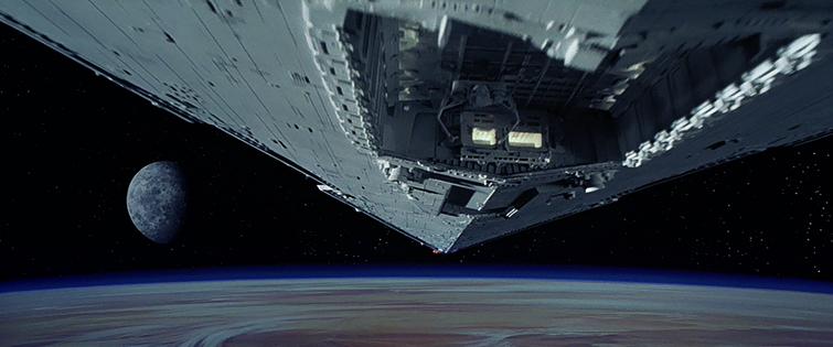 VFX: Star Wars, 1977