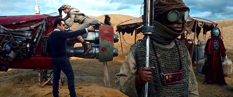VFX: Star Wars - The Force Awakens