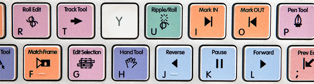 Video Editing Keyboard