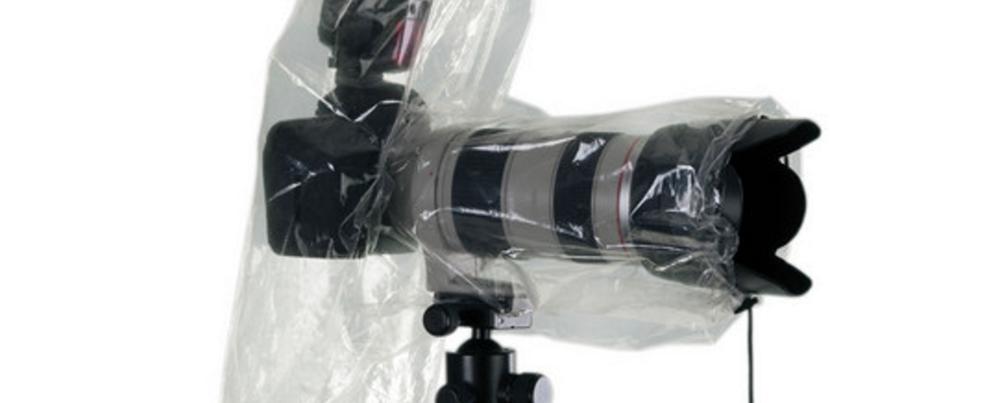 Camera Rain Hood