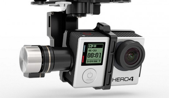 GoPro Drone Footage Underwhelms and Stocks Continue to Fall