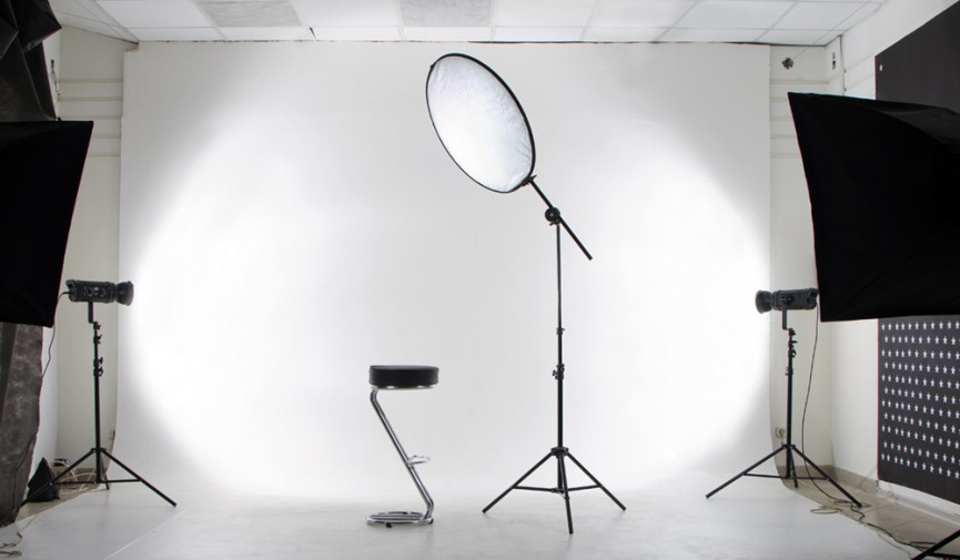 three tips for lighting product on a white backdrop