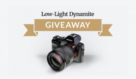 Win a Sony a7S II Camera & More, Valued at Over $3,500!
