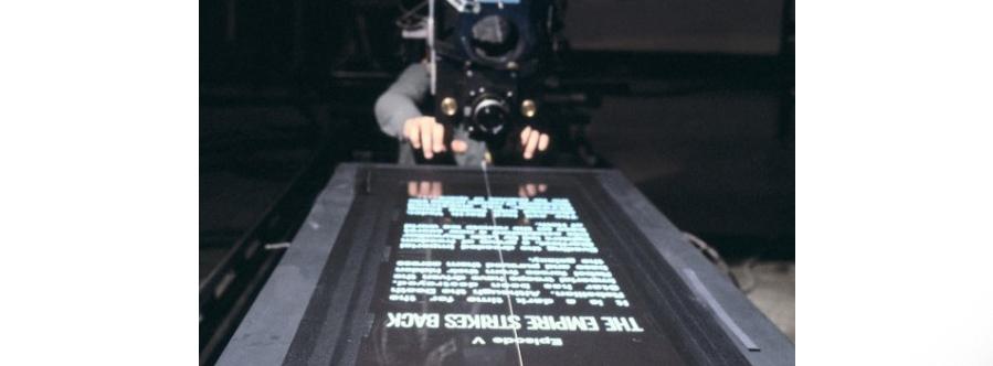 Star Wars Rolling Titles