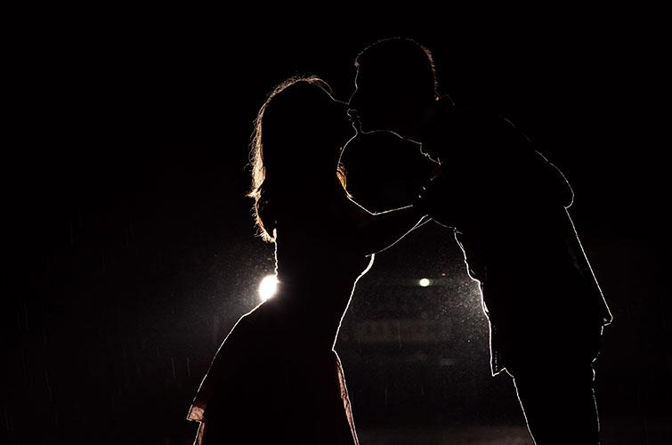 backlit headlights