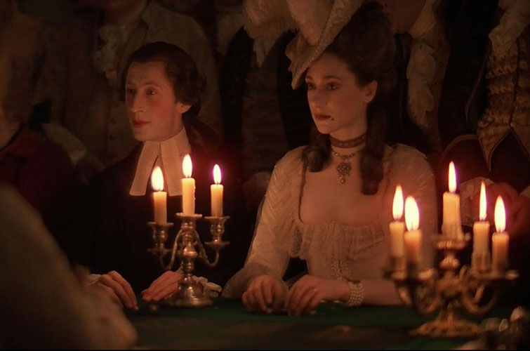 barry lyndon practical candles