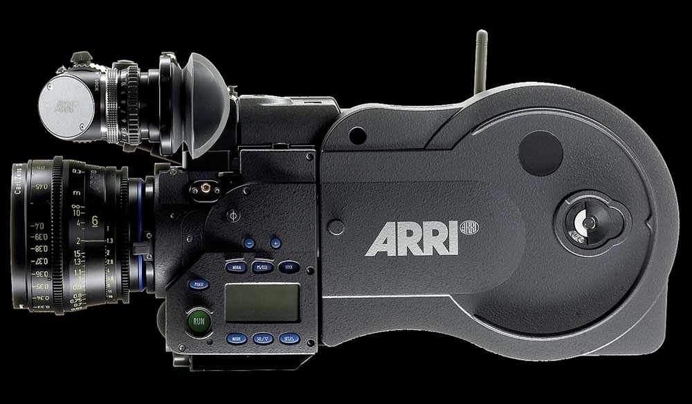 ARRI Super 16mm Cover
