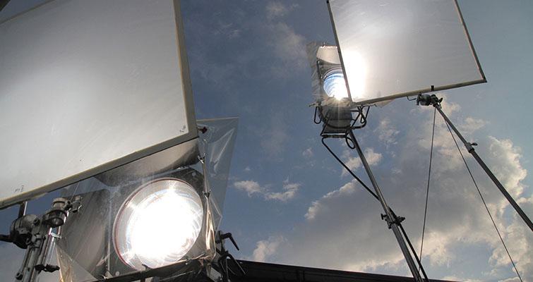 set lighting