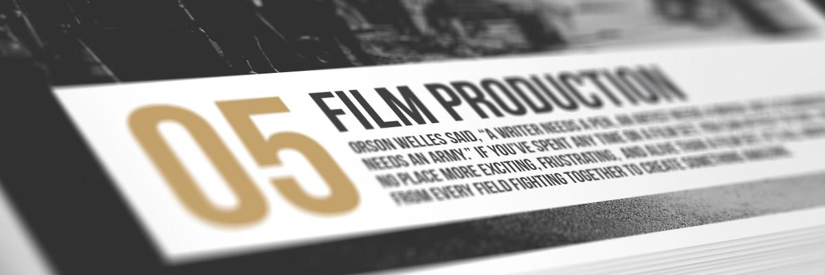 Filmmaking Book Chapter