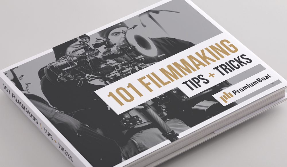 101 Filmmaking Tips & Tricks: a FREE Filmmaking eBook