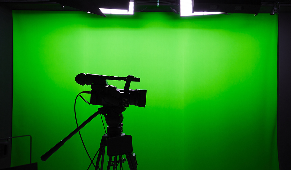Green Screen Camera