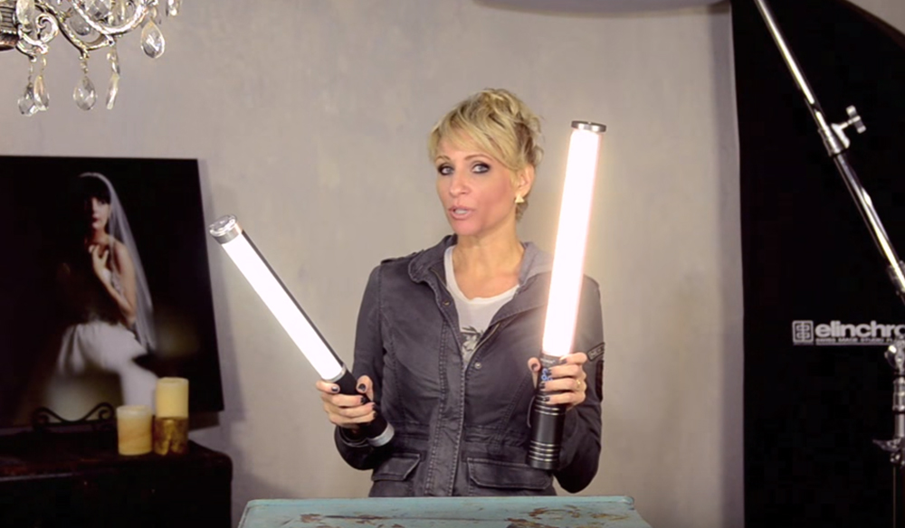 Budget Buys: Light Wands for Video Production