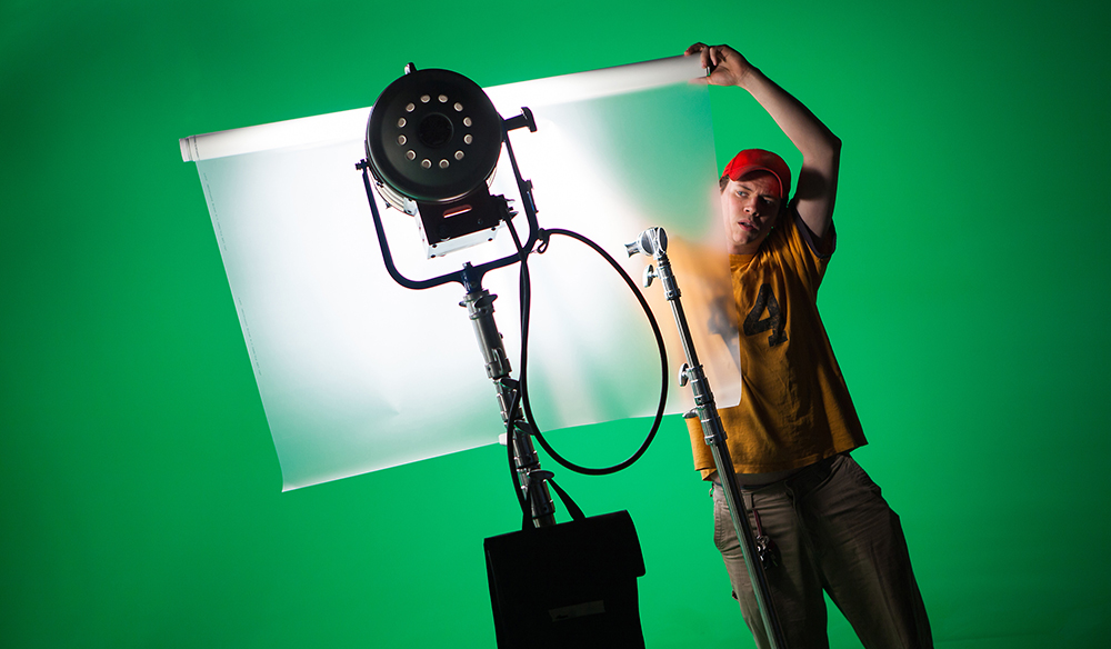 The Basic Fundamentals Of Lighting A Green Screen