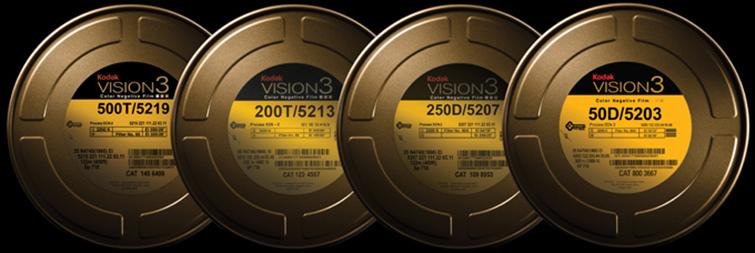 The Negatives of Shooting on Film: 35mm Kodak film