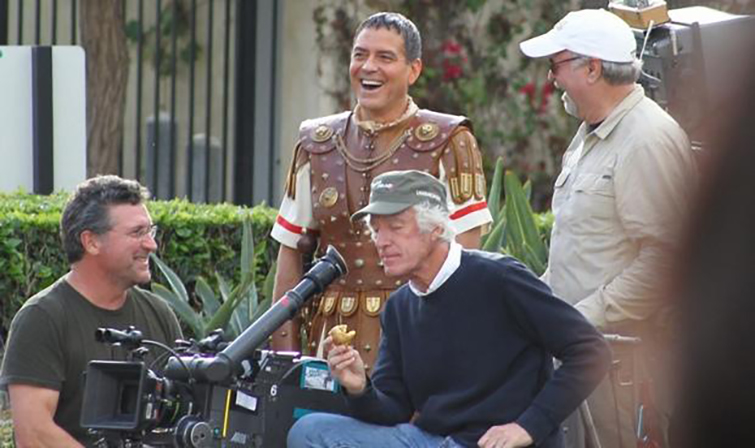 The Negatives of Shooting on Film: Deakins on the set of Hail Caesar