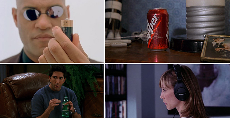 Product Placement in Film: Marsha Levine