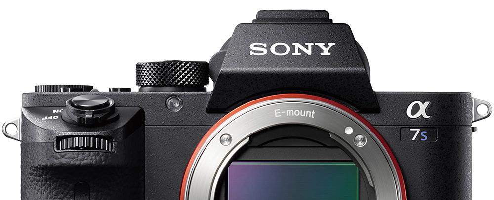 Sony E Mount Camera
