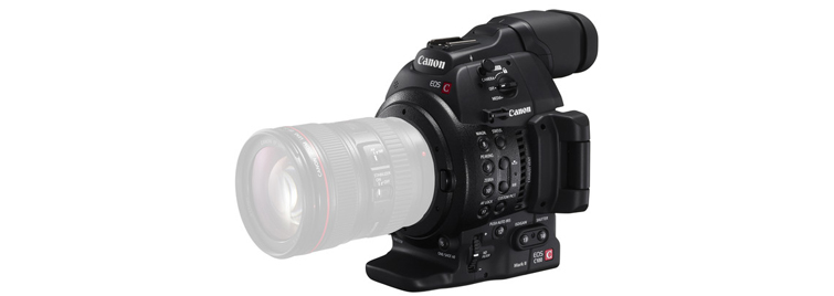 Upgrading to a Real Video Camera: Canon c100