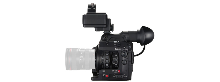 Upgrading to a Real Video Camera: Canon C300