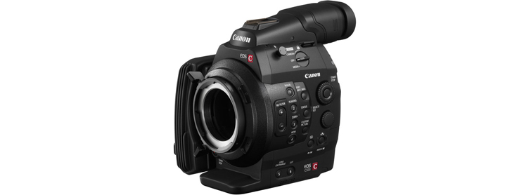 Upgrading to a Real Video Camera: Canon C500