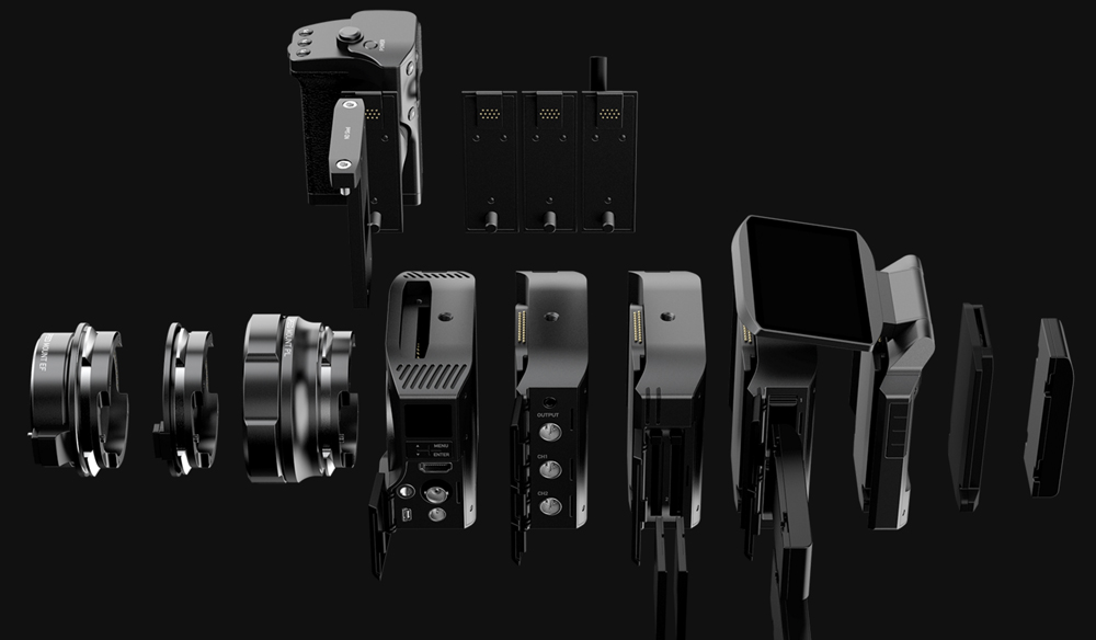NAB 2016 CAMERA ANNOUNCEMENTS