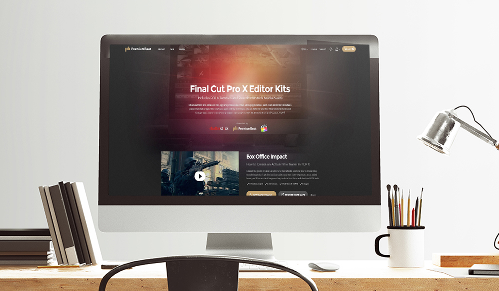 Editor Kits: 5 FREE Asset-Packed Final Cut Pro X Tutorials