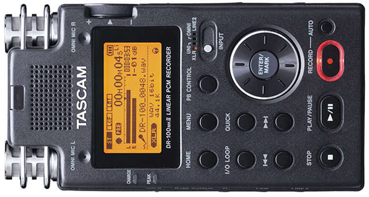 NEW-TASCAM