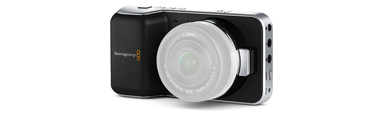 Upgrading to a Real Video Camera: Pocket Cinema Camera