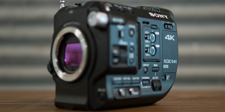 Upgrading to a Real Video Camera: Sony FS5 Body Only