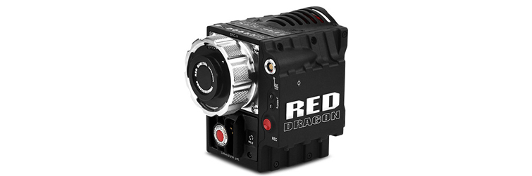Upgrading to a Real Video Camera: RED EPIC DRAGON