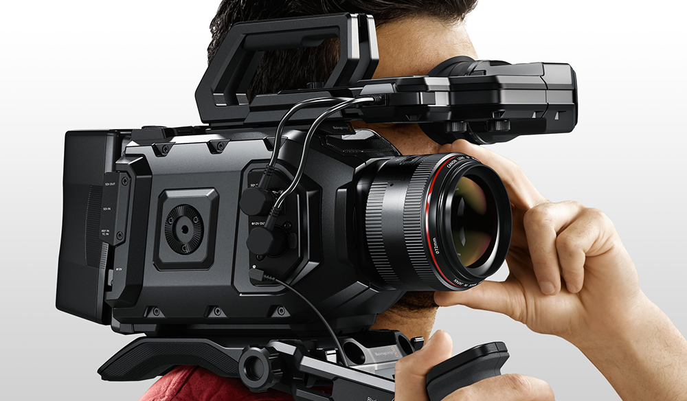 A Short Video Comparing Blackmagic's URSA Mini 4.6K and the ARRI ALEXA
