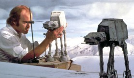 The Old School Practical Effects of the Star Wars Universe