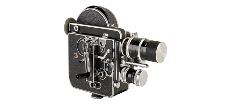 Important Cameras of Cinematic History: BOLEX H16