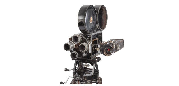 Important Cameras of Cinematic History: Bell and Howell 2709 Standard
