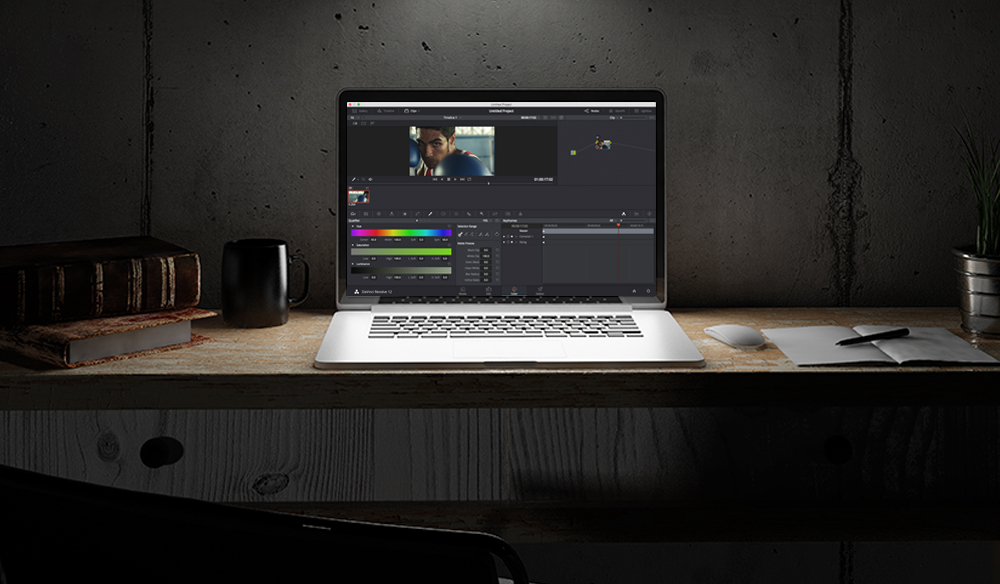 DaVinci Resolve Tip: Use Color Keys to Fix White Balance