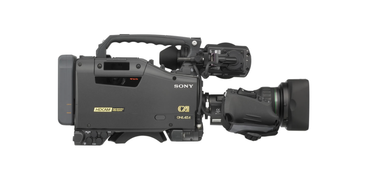 Important Cameras of Cinematic History: SONY HD F900R