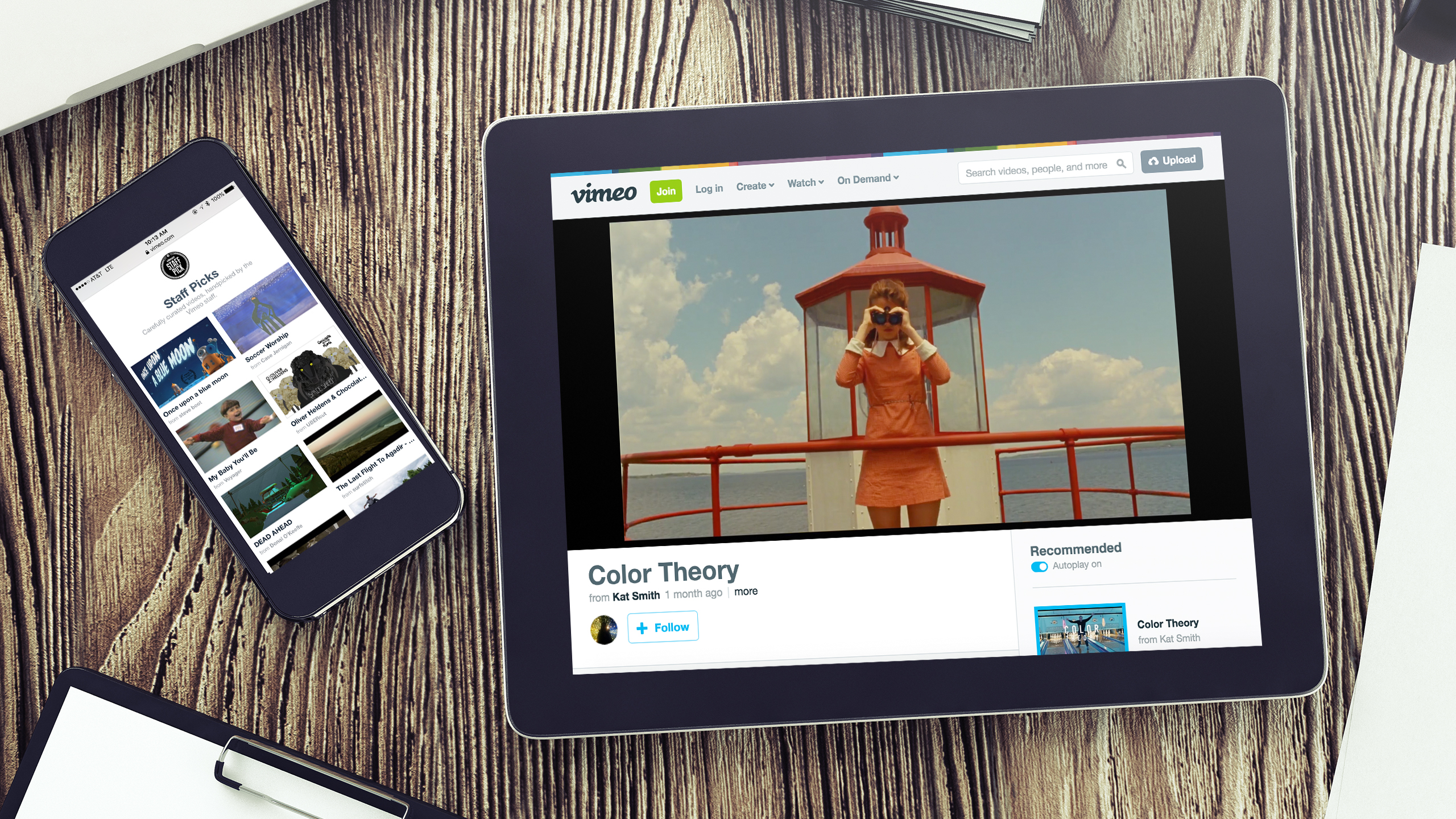 9 Filmmaking Channels to Follow on Vimeo