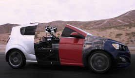 The Mill's Blackbird Camera Car Is a Real-Life Autobot