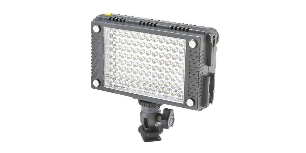 Compact LED Lights for Traveling and Documentary Work — Z96
