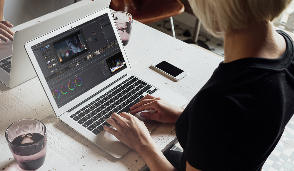 Sick of Premiere Pro? Try Editing in DaVinci Resolve.