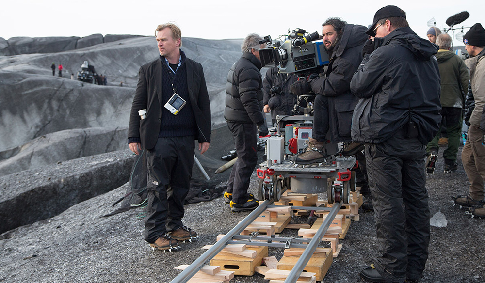 Nolan Behind the Scenes