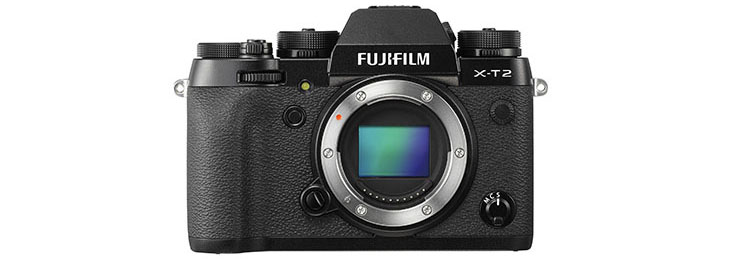 2016's Best Mirrorless Cameras for Video Production - X-T2